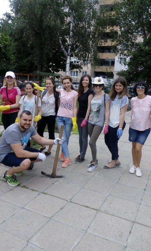 """Ден на добротворчеството с """"IQVIA"""" в ДГ № 49 """"Радост"""" - голяма снимка"""