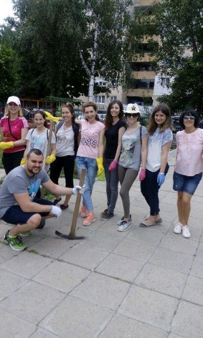 """Ден на добротворчеството с """"IQVIA"""" в ДГ № 49 """"Радост"""" 1"""