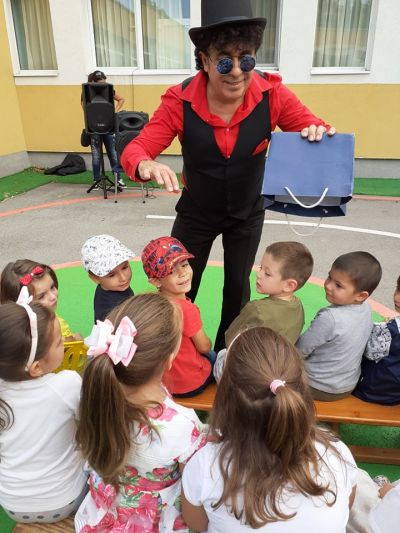 Празник за новата 2021-22 учебна година - ДГ 49 Радост - София, Изгрев